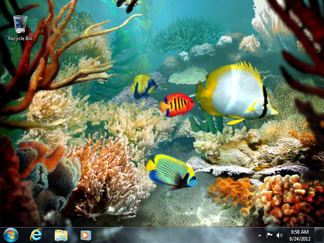 How To Get New Live Wallpapers Iphone X Fish 3d Screensavers Tropical Fish Unique Virtual