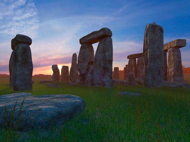 Fall Animated Wallpaper Windows 7 Adventure 3d Screensavers Stonehenge Screensaver With