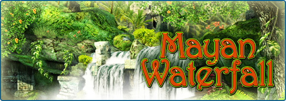 Fall Live Wallpapers For Windows 7 Nature 3d Screensavers Mayan Waterfall The Enigmatic