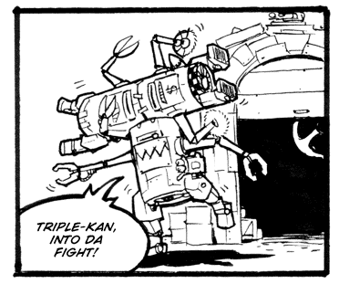 7th Edition Orks Codex Review Part 8: Heavy Support Part 1