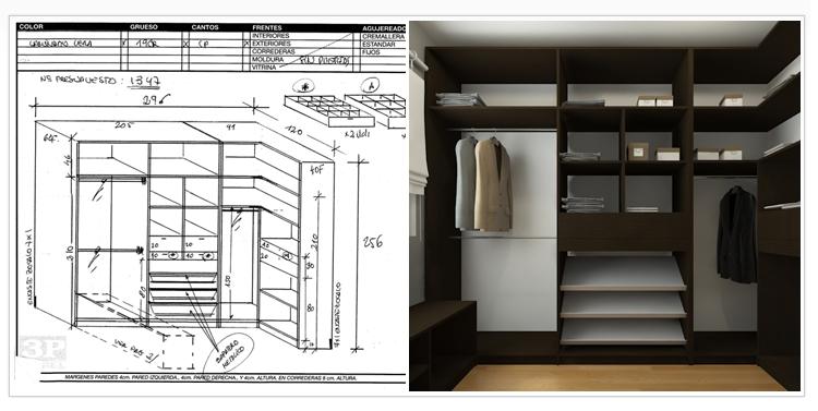 Muebles Modulares Vestidor