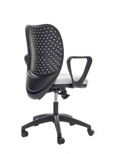 swivel chair operations genuine leather club and ottoman operator chairs plastic materials moulded parts 3p plast operational