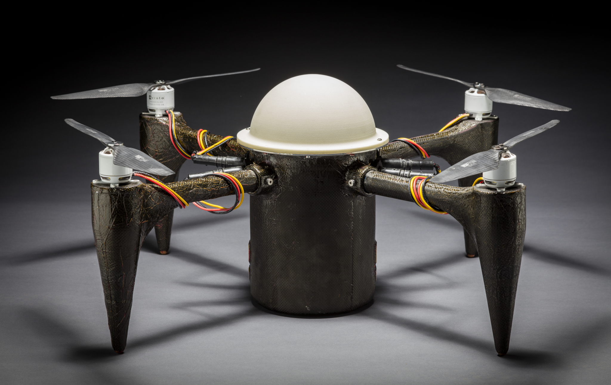 3D Printed Cracuns Drone Launches From Underwater Into The
