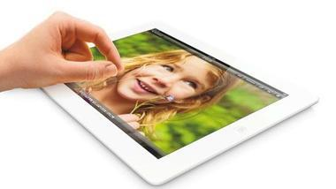 ipad 4 specs and features