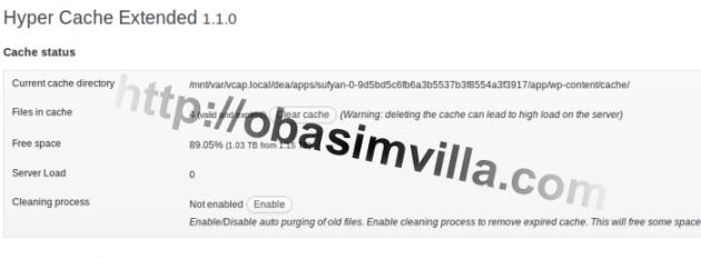 Best wordpress caching plugin for shared server