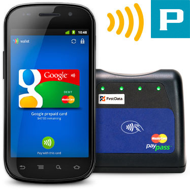 google get's prepaid debit card for wallet users
