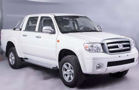 IVM Carrier 4×4