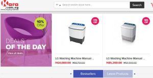 kara online shopping mall