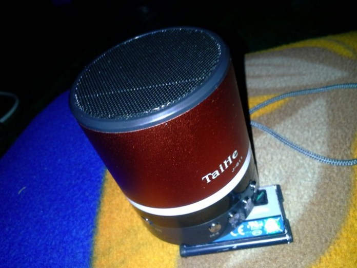 TaiHe J-611 Mp3 Player with Digital FM Radio review