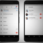 Facebook Messenger Now Supports Multiple Account For Android