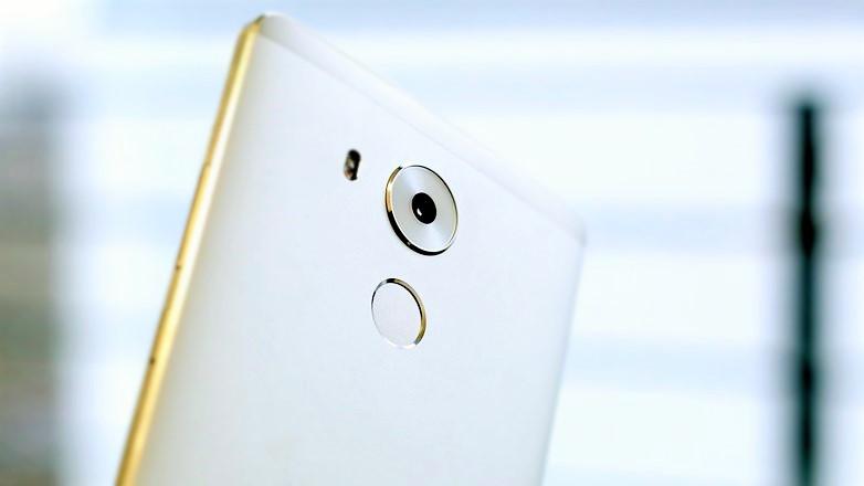 Huawei Finger Scanner