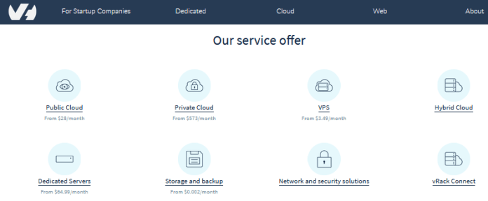 OVH cloud hosting services review