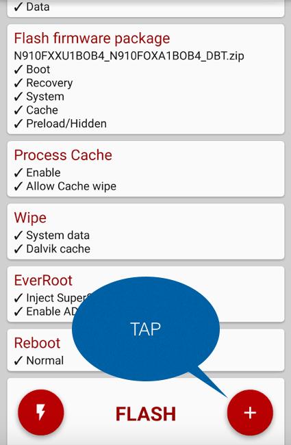FlashFire app tutorials