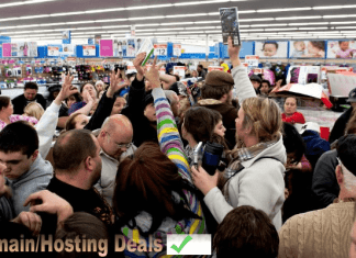 best black friday 2017 & Cyber Monday 2017 domain/hosting deals