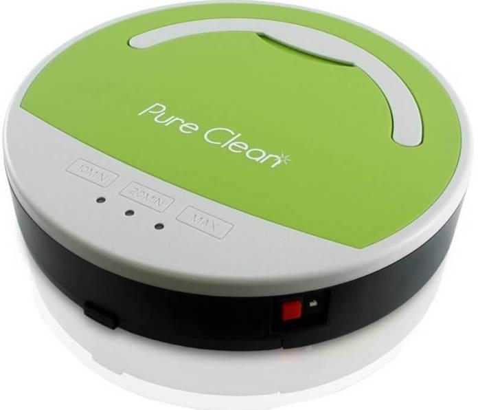 PureClean Robot Vacuum Cleaner