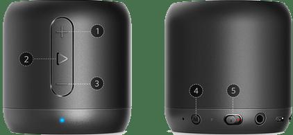 anker soundcore A3101 mini speaker tutorials