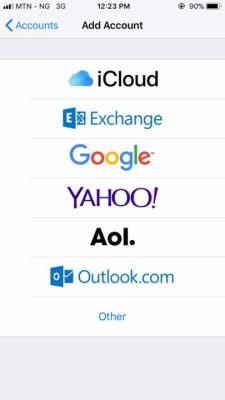 use email clients instead of yahoo mail proxies