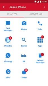 WebWatcher app