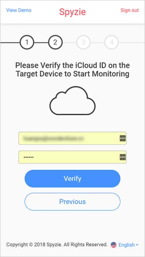 Spyzie iOS tutorial