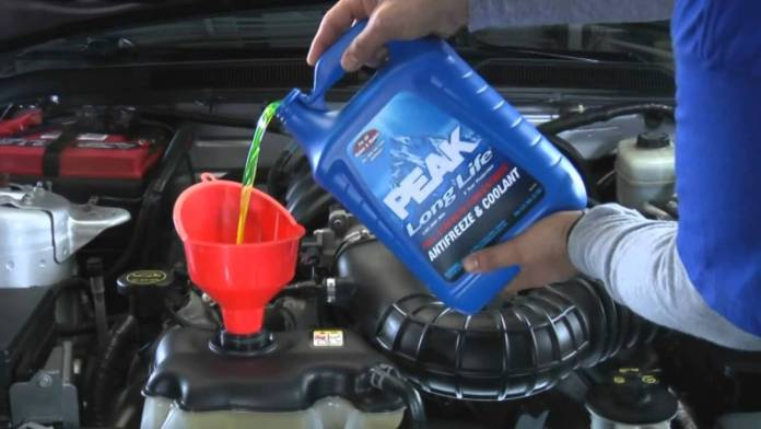 Use Coolants to Prevent Heating