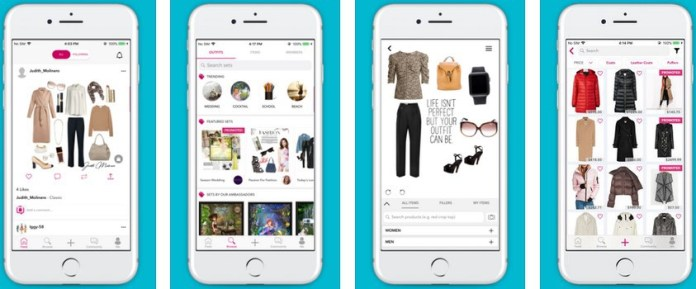 Fashmates social fashion app