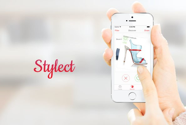 Stylect fashion app