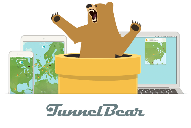 Tunnel bear free vpn