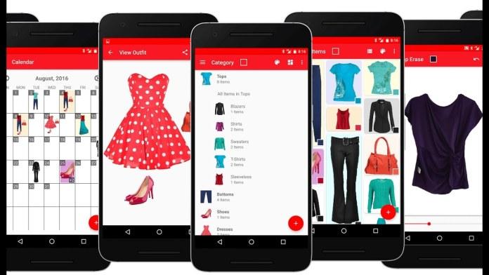 Your closet fashion app