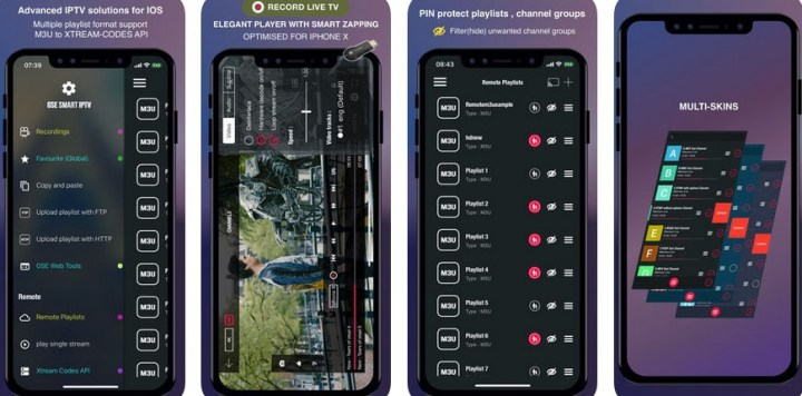 best IPTV Streaming Apps