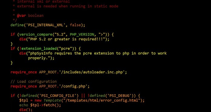 PHP web developement tips