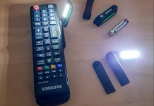 Lazelight TV Remote Led