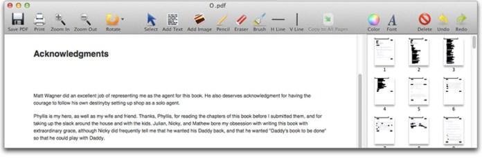 PDF Editor for Mac