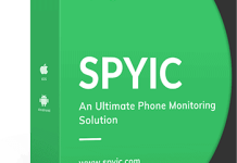spyic mobile tracking app
