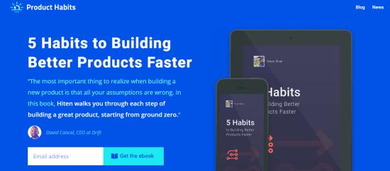 Product Habits