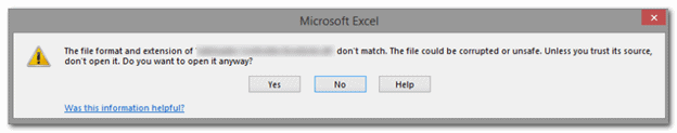 excel file recovery guide