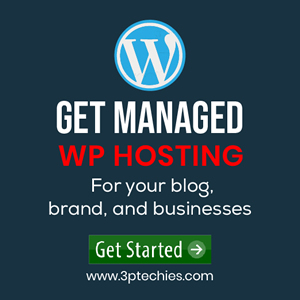 Get Managed WordPress Hosting