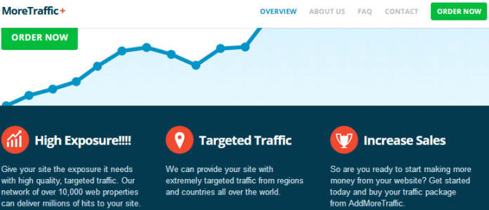 add more traffic review