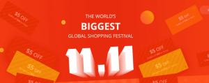 aliexpress 11.11 shopping festival 2016