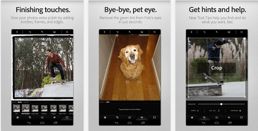 top 5 free Photo Editing apps for Android devices