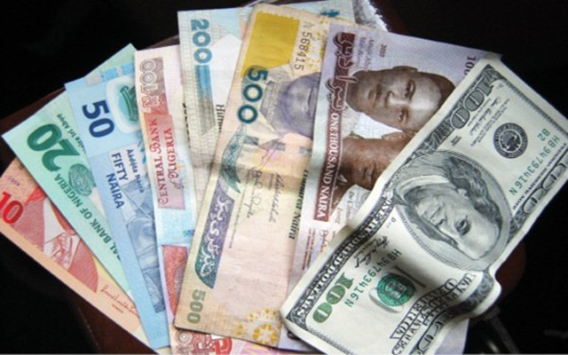 Forex naira to dollar