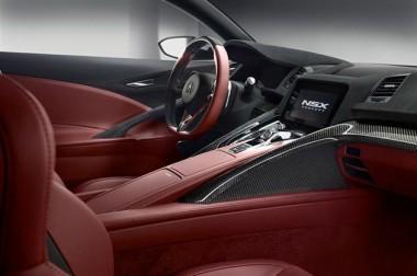 2015 Acura NSX