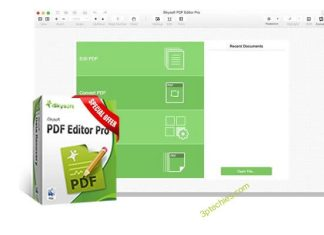 iskysoft PDF Editor Pro for Mac software review
