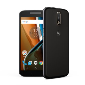 Moto G4 Android smart phone