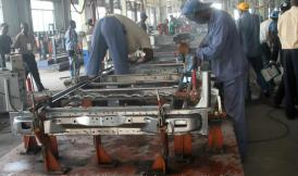 innoson vehicle auto plant's factory