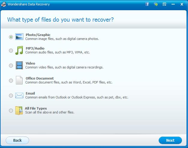 wondershare file recovery software tutorials
