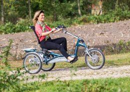 Easy Rider Dreirad mit Elektromotor
