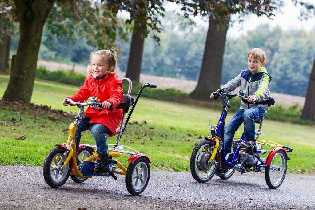 Kinderdreirad Van Raam 3rad.cc