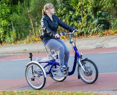 Dreirad für Kleinwüchsige Van Raam Midi