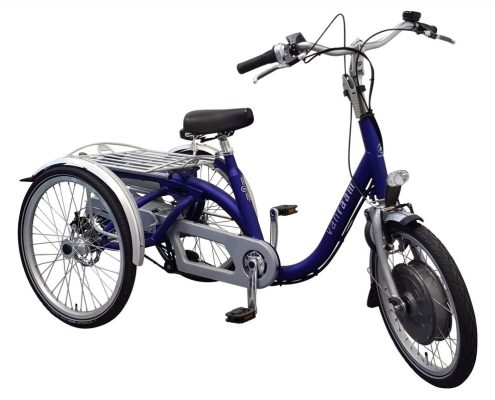 Dreirad für Kleinwüchsige und beeinträchtigte Jugendliche