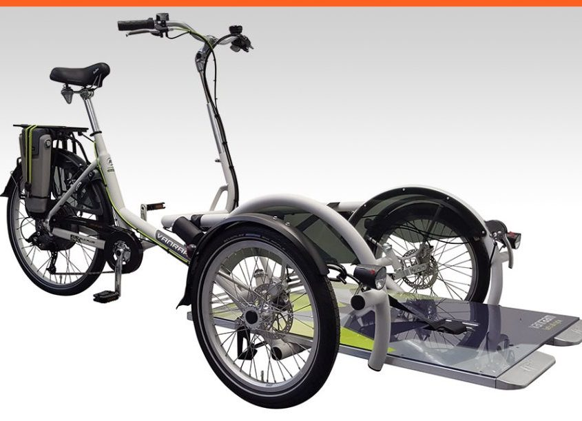 Van Raam Velo Plus Rollstuhlfahrrad
